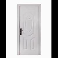 Pintu Besi JBS 90.10 White 1