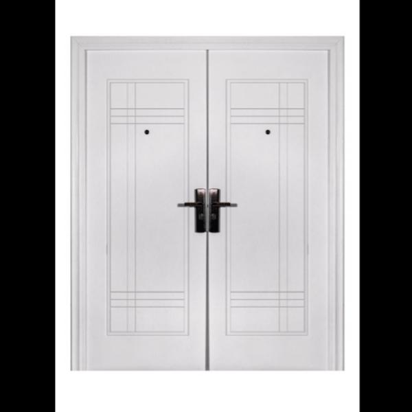 Pintu Besi JBS 150.13 White