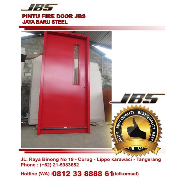 Spesifikasi Pintu Tahan Api