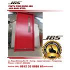 Pintu Darurat Besi Tahan Api  5