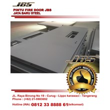 Fireproof Fire Door