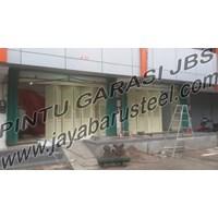 Jual Pintu Garasi Minimalis Surabaya 2