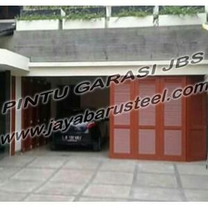 Pintu Garasi Minimalis Surabaya