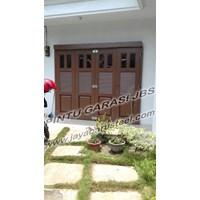 Pintu Garasi Geser Surabaya