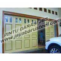 Pintu Garasi Minimalis Terbaru Gresik