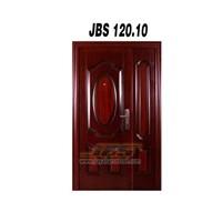 Pintu Besi Lipat JBS