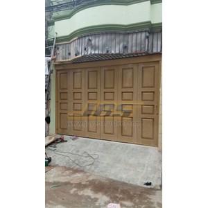 Pintu Besi Garasi Rumah