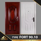 Pintu Besi Baja FORTRESS Single Type 10 6