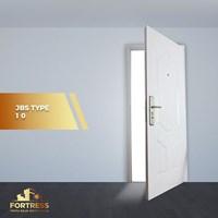Pintu Besi Baja FORTRESS Single Type 10