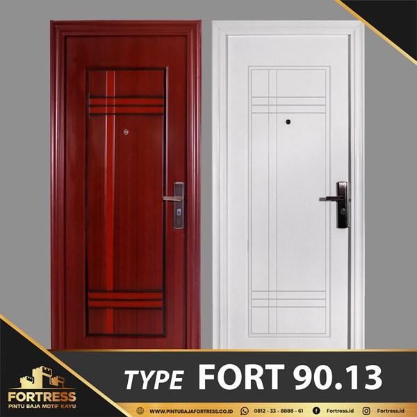 Pintu Besi Baja FORTRESS Type 13