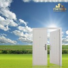 Pintu Besi Baja FORTRESS Double Door Type 11 1