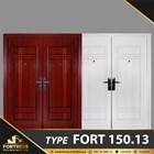 Pintu Besi Baja FORTRESS Double Door Type 13 3