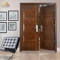 Jual Pintu Besi Baja Prime Double Door 2