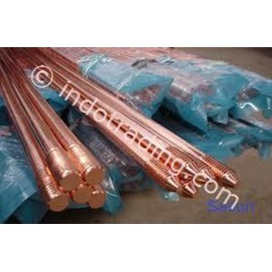 Ground Rod Copper Bonded
