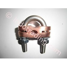 Ground Rod U Bolt Clamp