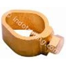 GROUND ROD CABLE CLAMP