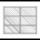 Fix Glass Partition Model 6