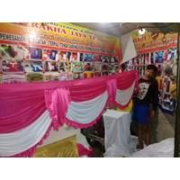 Jual Rumbai tenda dekorasi pernikahan dan hadiah 2