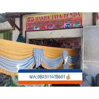 Distributor Rumbai tenda dekorasi pernikahan dan hadiah 3