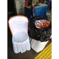 sarung kursi plastik Murah 5