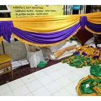 Jual Rumbai poni tenda dekorasi pernikahan dan hadiah 2