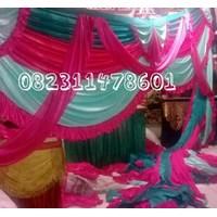 Rumbai poni tenda dekorasi pernikahan dan hadiah Murah 5