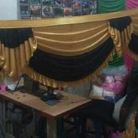 Distributor Rumbai poni tenda dekorasi pernikahan dan hadiah 3