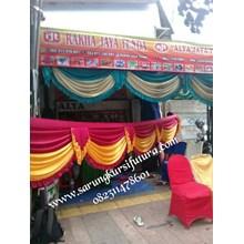 Rumbai poni tenda pesta dekorasi pernikahan dan hadiah