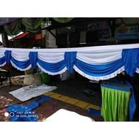 Distributor Rumbai poni tenda dekorasi balon 3