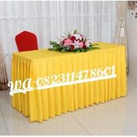 Jual Taplak meja acara pesta simpel