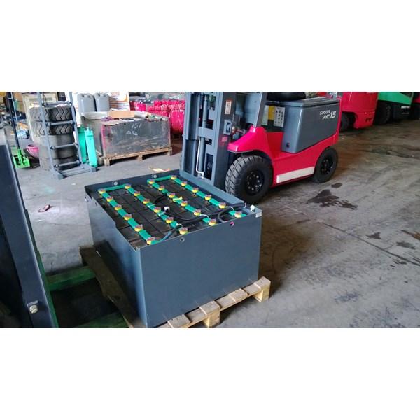 Kobe Forklift Battery