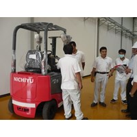 Sell Nichiyu Electric Forklift 2