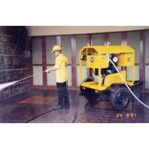 Dari Supplier Industrial High Pressure Cleaner 2