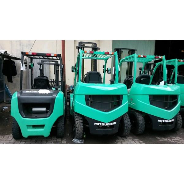 Mitsubishi Forklift Clasidia Center