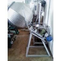 Jual Mesin Pencampur Bumbu  Mixer Hexagonal 2