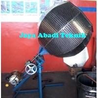 Distributor Mesin Pencampur Bumbu  Mixer Hexagonal 3