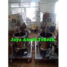 Mesin Pasteurisasi Susu Sari buah