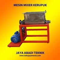 Mesin Mixer Kerupuk