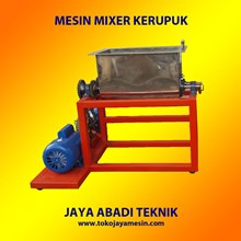 Mixer Machine Crackers
