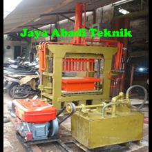 Mesin Press Batako Hidrolis