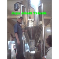 Jual Mesin Mixer Powder Vertikal Kapasitas Besar