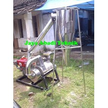 Mesin Hummer Mill Sillo (cyclone)  Penepung