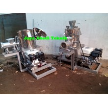 Machine Milled Plus Meatballs Meat Mixer