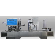 Mesin Cup Sealer Otomatis 8 Line