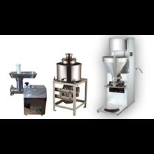 Mesin Pencampur & Pencetak Bakso MeatBallsMaker