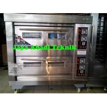 Mesin Gas Baking Oven Mesin Bakery Roti