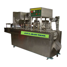 Cup machine Automatic Sealer 2 Line Tool Packaging