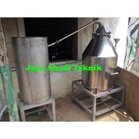 Distributor Mesin Destilasi  Minyak Asiri  Alat Penyuling Minyak 3