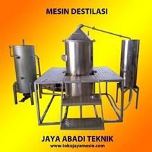 Mesin Destilasi  Minyak Asiri  Alat Penyuling Miny