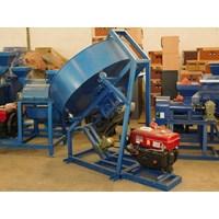 Mesin Granulator Pembuat Butiran